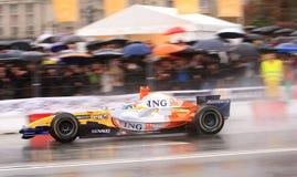 Формула-1 f1 Стоковое Изображение