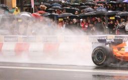 Формула-1 f1 Стоковая Фотография