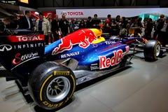 Формула 1 Redbull Renault Стоковое Изображение