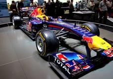 Формула 1 Redbull Renault Стоковые Изображения
