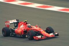 ФОРМУЛА 1 Grand Prix 2015 Стоковое Фото