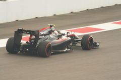 ФОРМУЛА 1 Grand Prix 2015 Стоковое фото RF
