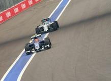 ФОРМУЛА 1 Grand Prix 2015 Стоковое Изображение RF