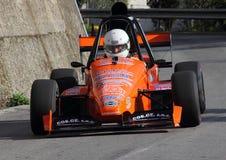 Формула l r Гоночный автомобиль Renault Стоковое Фото