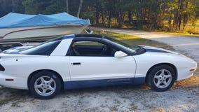 Формула 1995 Pontiac Firebird стоковое фото
