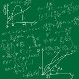 формулы иллюстрация вектора