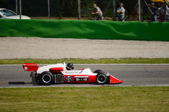 Формула 2 1974 март 742 на Монце Стоковое Фото