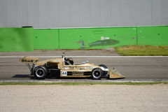 Формула 2 1975 март 752 на Монце Стоковая Фотография