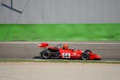 Формула 2 1971 март 712 на Монце Стоковое Изображение RF