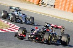 Формула-1 Стоковое Изображение