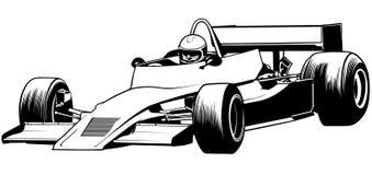 Формула-1 Стоковая Фотография