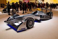 Формула e Женева 2014 Стоковые Фото