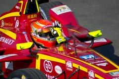 Формула e - младший Нельсона Piquet - гонки Китая Стоковая Фотография RF