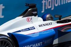 Формула e - Marco Andretti - Andretti Стоковое Изображение