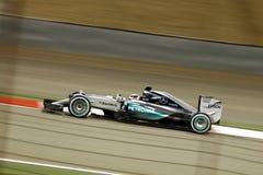 Формула-1 Gulf Air Бахрейн Grand Prix 2015 Стоковое Изображение