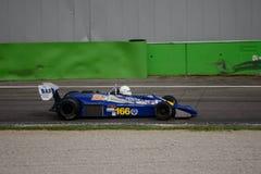 Формула 1978 Hesketh 308E 1 бывший Rupert Keegan Стоковые Фотографии RF