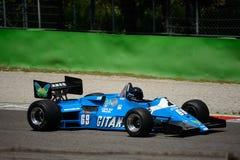Формула 1983 Ligier JS21 1 Стоковое Изображение RF