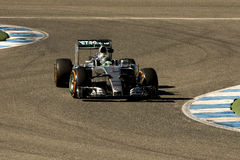 Формула 1 2015: Nico Rosberg Стоковое Фото