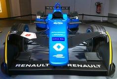 Формула-1 renault Стоковое Изображение