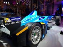 Формула-1 renault Стоковые Фото