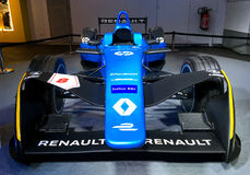 Формула-1 renault Стоковое фото RF