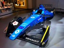 Формула-1 renault Стоковые Изображения