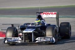 Формула-1 - Williams Стоковое Фото