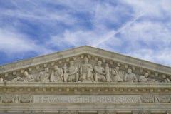 Верховный Суд стоковые изображения