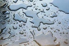 Формы воды Стоковое Изображение RF