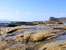 формы моря Стоковая Фотография RF