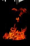 Формы огня Стоковые Фотографии RF