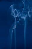 Формы дыма Стоковые Изображения RF