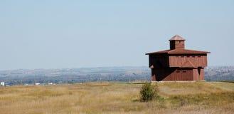 Форт Авраам Линкольн Стоковое Изображение