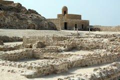 форт Бахрейна Стоковые Изображения RF