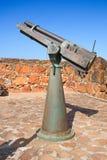 Форт в Мапуту, Мозамбике Стоковое Изображение RF