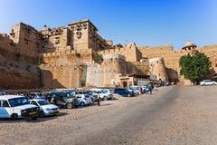 Форт в Jaisalmer Стоковое фото RF