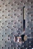ФОРТ ГОРОД ДЕЛАВЕРА, ДЕЛАВЕРА, ДЕ- 1-ОЕ АВГУСТА: Парк штата Делавера форта, историческая крепость гражданской войны соединения ко Стоковое Изображение RF