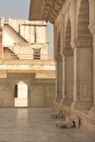 форт Индия agra Стоковое Изображение