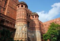 форт Индия agra Стоковое Изображение RF