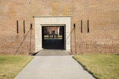 форт карамболя Стоковое Изображение