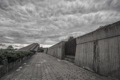 Форт Каунаса девятых Стоковое Фото