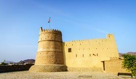 Форт al-Bithnah, ОАЭ Стоковое Изображение RF