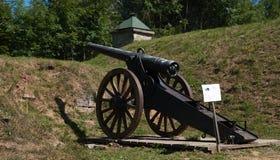 Форт De tamie в Франции Стоковое Изображение