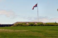 форт george ontario Канады Стоковые Фото