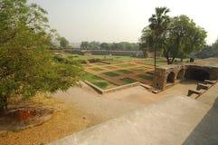 Форт Golconda на Хайдарабаде Индии Стоковая Фотография