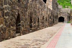Форт Golconda, Хайдарабад - Индия Стоковые Фотографии RF