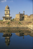форт gwalior стоковые фото
