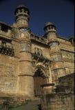форт gwalior стоковое изображение