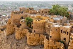 Форт Jaisalmer Стоковое фото RF