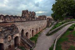 Форт Jhansi стоковая фотография